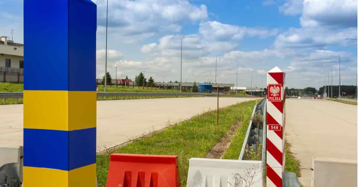 kwarantanna granica polska ukraina