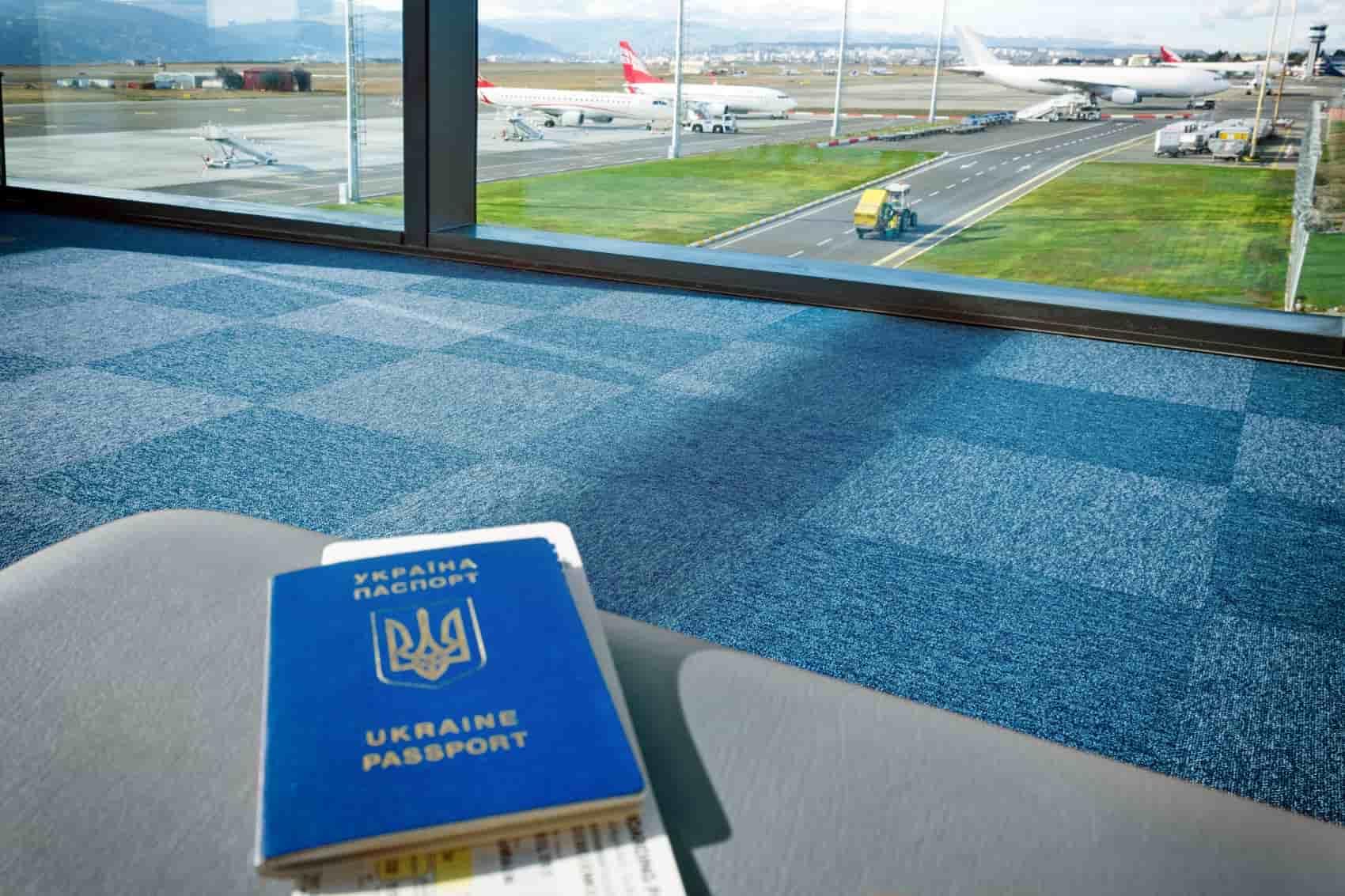 paszport lotnisko